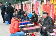 Tìm chốn chơi xuân mang sắc thái văn hóa Hà Nội