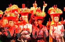 Mê đắm từ múa hầu bóng cổ tôn vinh văn hóa Việt