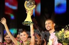 Chung kết Bước nhảy Hoàn vũ 2011: Đêm liên hoan