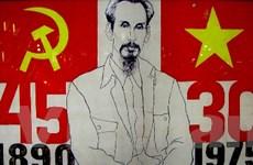 Thi vẽ tranh cổ động kỷ niệm Cách mạng Tháng 8