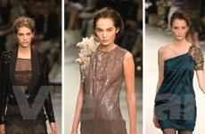 Thời trang Việt-Pháp cảm hứng từ nghệ thuật rối bóng