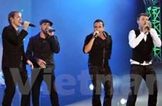 Người hâm mộ thất vọng với đêm Backstreet Boys