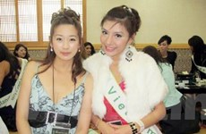 Nhan sắc Việt dẫn đầu Hoa hậu Sắc đẹp Toàn cầu