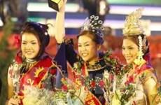 Khởi động bán kết cuộc thi Hoa hậu các dân tộc VN