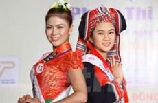 Thí sinh Hoa hậu các Dân tộc tỏa sáng phần ứng xử