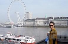 Trà My kể chuyện khám phá London trước giờ G