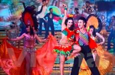 Bước nhảy Hoàn vũ: Minh Quân phải rời cuộc chơi