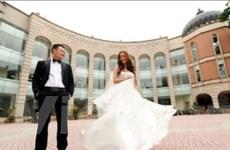 Triển lãm du lịch trăng mật và dịch vụ cưới 2012