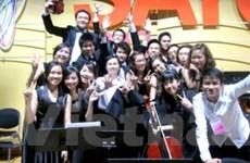 6 tài năng âm nhạc trẻ Việt tham gia hành trình ĐNA