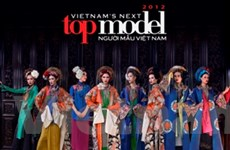 Next Top Model tập 9: Gương mặt ấn tượng bị loại