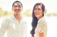 Tăng Thanh Hà lên sàn diễn thời trang sau kết hôn