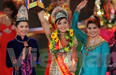 Cuộc thi Hoa hậu các dân tộc Việt Nam tại Hội An