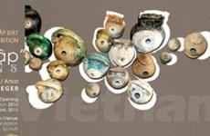 Nghệ sỹ Đức thu thập mẫu vật ở Huế làm triển lãm