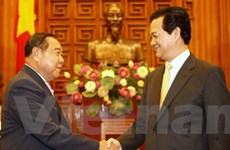 Việt Nam mong muốn thúc đẩy hợp tác với Thái Lan