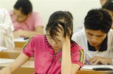 Bảo vệ an toàn kỳ thi tuyển sinh đại học, cao đẳng