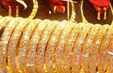 Giá vàng quay đầu do đồng USD mạnh lên