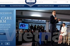 Hàng loạt trang web của Chính phủ Mỹ bị tấn công