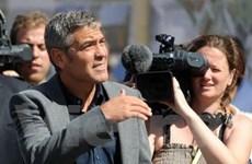 George Clooney sẽ làm phim động đất ở Italy