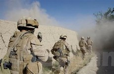 Số lính liên quân chết ở Afghanistan tăng mạnh