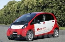 Hãng Mitsubishi sản xuất ôtô chạy điện i-MiEV