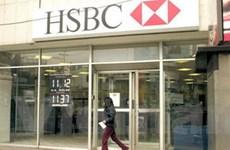 HSBC bị phạt vì làm lộ thông tin của khách hàng