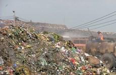 Gần 350 tỷ đồng xử lý chất thải rắn ở Bắc Ninh