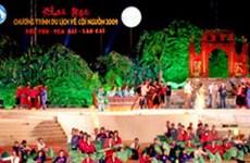 """Du lịch """"Về cội nguồn năm 2010"""" tại Lào Cai"""