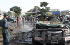 Đánh bom ở Afghanistan, 24 người thương vong