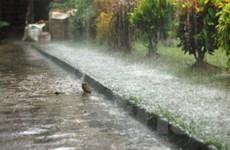 Bắc và Trung Bộ đón mưa lớn do hoàn lưu bão