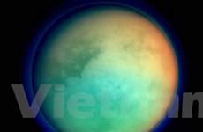 Vệ tinh Titan của sao Thổ rất giống Trái đất