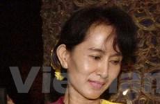 Myanmar giảm án tù cho bà Aung San Suu Kyi