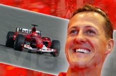 Schumacher lỗi hẹn với đường đua Công thức 1