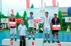 """Prudence Cup: """"Chắp cánh"""" giấc mơ tennis Việt"""