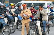 Chưa thống nhất tăng mức phạt vi phạm giao thông