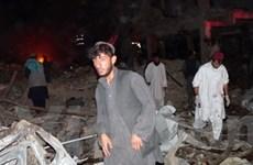 Đánh bom liều chết liên tiếp tại Iraq, Afghanistan