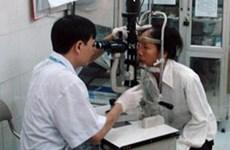 Tỷ lệ người trên 50 tuổi bị mù lòa đã giảm