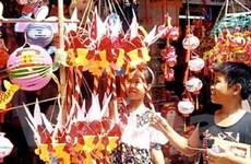 Đồ chơi Trung Thu: Nhạt nhòa hàng Việt