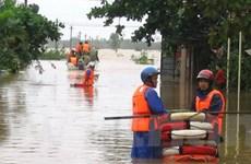 Bộ Quốc phòng giúp khắc phục hậu quả bão số 9