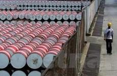 WB dự báo giá dầu ở mức 63 USD mỗi thùng