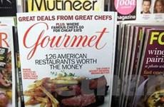 Tạp chí ẩm thực Gourmet đóng cửa vì thua lỗ