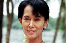 Bà San Suu Kyi gặp nhà ngoại giao phương Tây