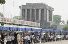 Tổng kết 40 năm giữ gìn thi hài Hồ Chủ tịch