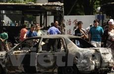 Tử hình bị cáo liên quan tới bạo loạn Tân Cương