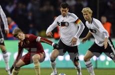 Đức giành vé đi Nam Phi, Nga đá play-off
