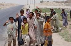 Bùng nổ nạn bắt cóc trẻ em tại thủ đô của Iraq
