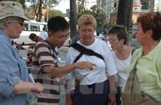 Hướng dẫn viên du lịch - Bài toán khó