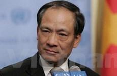 Việt Nam chủ trì phiên thảo luận về Trung Đông