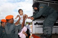 Diễn tập cảnh báo sóng thần ở đảo Langkawi