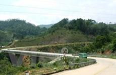 Khởi công đoạn đường Cam Lộ-Túy Loan vào 2010