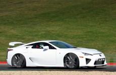 Lexus LFA - Siêu xe thể thao mới của Toyota